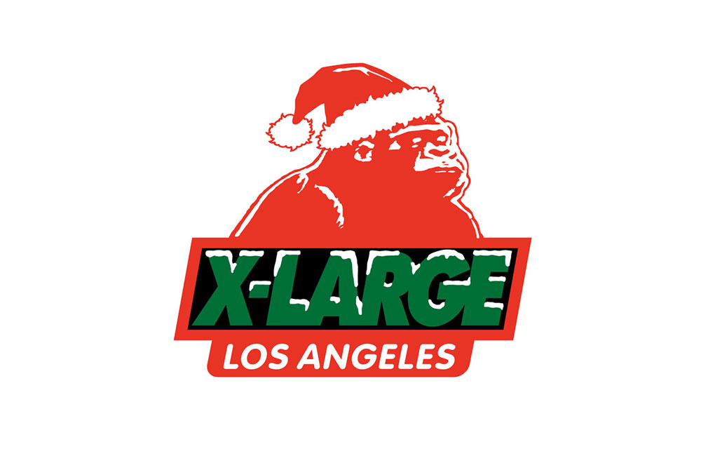 x mas present from xlarge xlarge official site エクストララージ