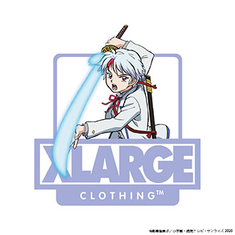 5.15.sat xlarge×半妖の夜叉姫