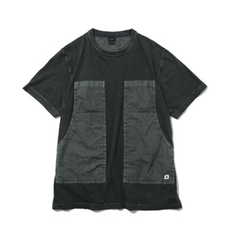 PLUS L by XLARGE® WORK POCKET T-SH