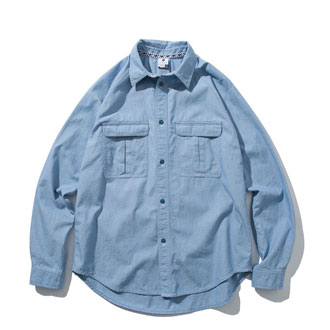 PLUS L by XLARGE® DOLMAN SLEEVE SHIRT