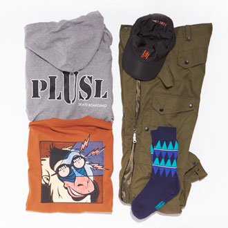 PLUS L by XLARGE® 2016 FALL COLLECTION