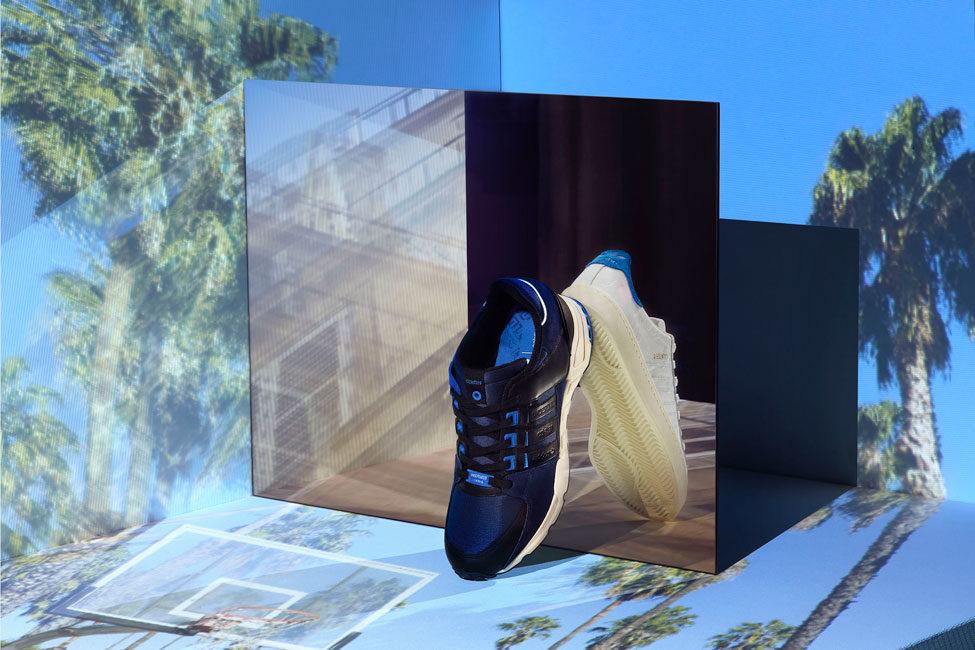 on sale 02ddd 62e6e adidas Originals Consortium×colette×UNDEFEATEDSneaker Exchange EQT  SUPPORT  XLARGE OFFICIAL SITE