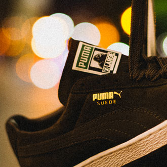 XLARGE®×PUMA LOOK BOOK