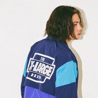 XLARGE® 2017 WINTER LOOK BOOK