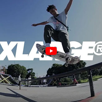 XLARGE×DRABONBALL Z VIDEO CATALOG