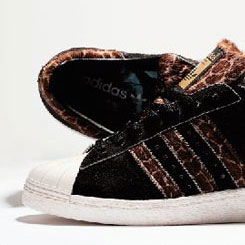 adidas Originals Superstar 80s GIRAFFE for X…