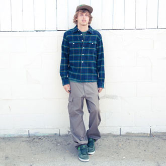 XLARGE 2011 FALL LOOK BOOK