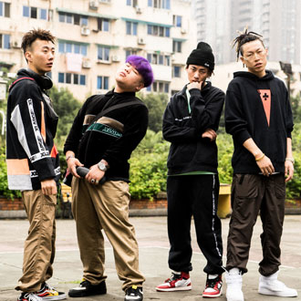 HIGHER BROTHERS × XLARGE 2017 WINTER COLLECT…