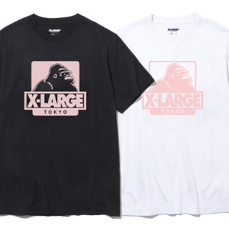 4.22.sat XLARGE®/X-girl ODAIBA LIMITED ITEM