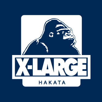 4.28.fri XLARGE® HAKATA POP UP STORE