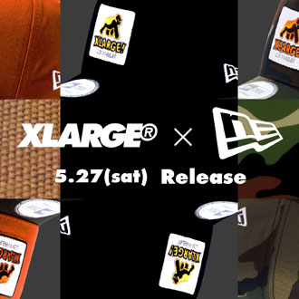 5.27.sat XLARGE® × NEW ERA 9FORTY D-Frame
