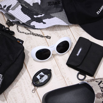 XLARGE® 2017 SUMMER ACCESSORY COLLECTION