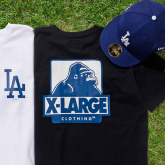 6.9.fri XLARGE®×NEW ERA®×Los Angeles Dodgers…