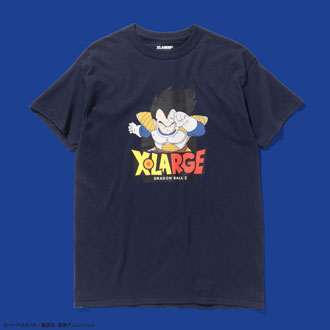 Restock!!! XLARGE®×DRAGON BALL Z