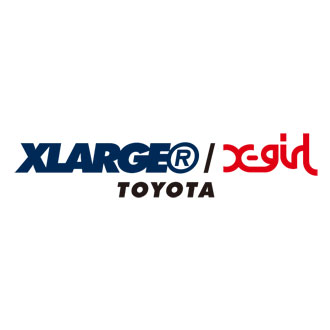 1.14.sun XLARGE®/X-girl TOYOTA CLOSE