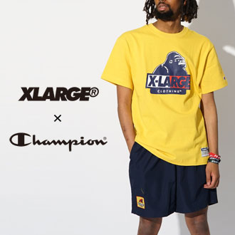 5.25.fri XLARGE®×Champion