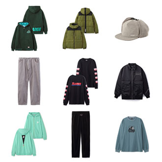 XLARGE® 2018 WINTER ITEMS