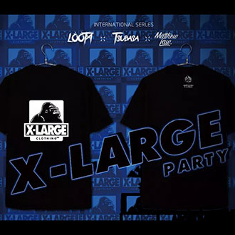12.1.sat XLARGE® PRESENTS PARTY SNAP in GUAN…