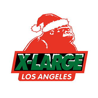 X'mas Present from XLARGE®