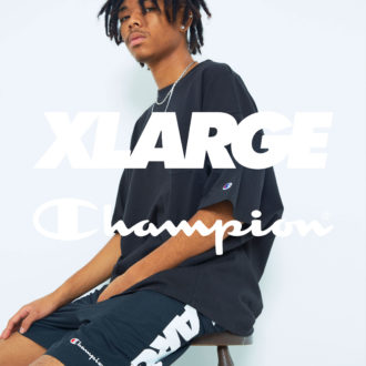 4.26.fri XLARGE×Champion