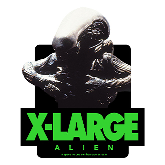 6.29.sat XLARGE×ALIEN CAPSULE COLLECTION