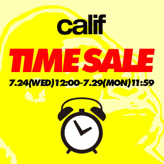 7.24.thu calif TIME SALE