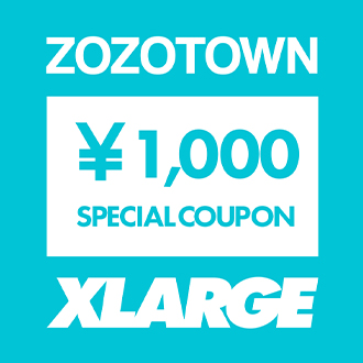11.20.wed ZOZOTOWN ¥1,000 COUPON CAMPAIGN