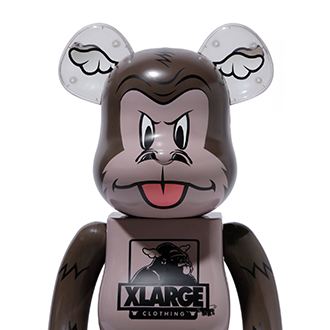 11.30.sat  XLARGE×D*Face BE@BRICK 1000%