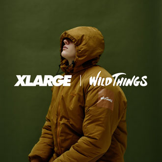 11.30.sat XLARGE×WILD THINGS