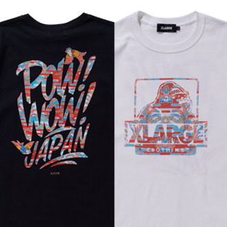 12.6.fri XLARGE×POW! WOW! JAPAN 2019