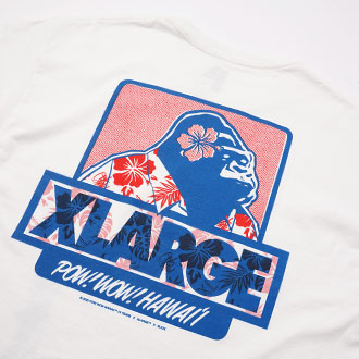 3.7.sat XLARGE×POW! WOW! HAWAII 2020