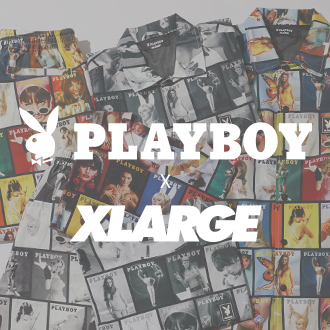 3.20.fri XLARGE×PLAYBOY