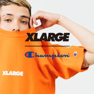 6.5.fri XLARGE×Champion