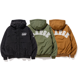 8.28.fri NYLON PUFFER JACKET