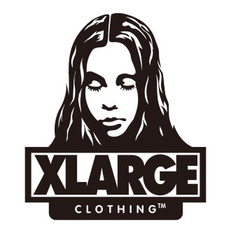 9.18.fri XLARGE×X-girl calif SHIBUYA LIMITED