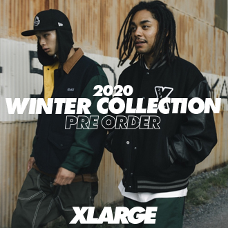 9.18.fri XLARGE 2020 WINTER COLLECTION PRE O…