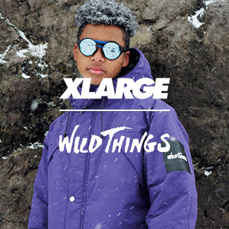 12.5.sat XLARGE×WILD THINGS