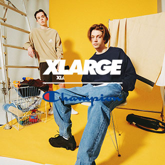 2.19.fri XLARGE×Champion