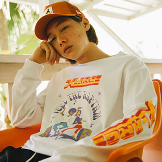 4.1.thu XLARGE 2021 SUMMER LOOKBOOK vol.1