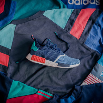 【adidas Originals Consortium×Packer Shoes】NM…