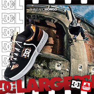 11.28.sat XLARGE×DC SHOES 2nd Collaborating …