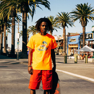 XLARGE® 2016 SUMMER LOOK BOOK