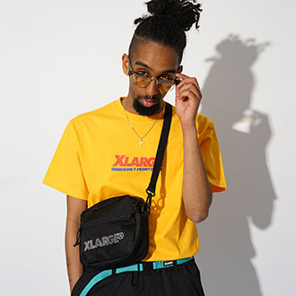 XLARGE® 2018 SUMMER LOOK BOOK