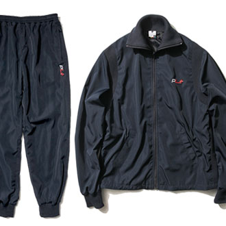 PLUS L by XLARGE® TRACK JACKET & PANT