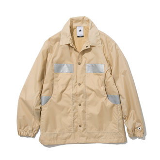 PLUS L by XLARGE® COACHES JACKET
